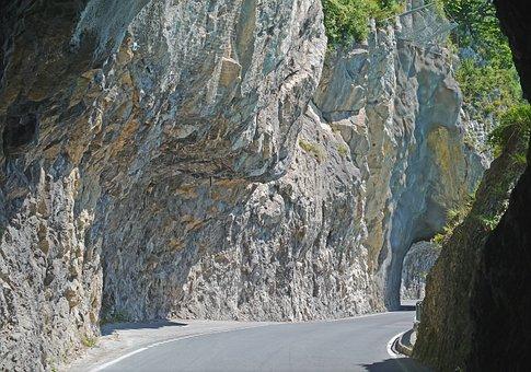 Switzerland, Thun, The Shore Road North