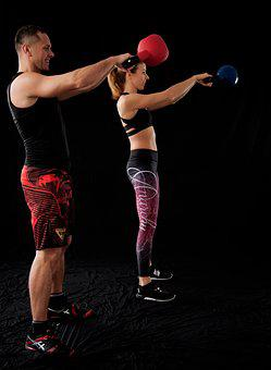 Kettlebell, Fitness, Crossfit, Fit, Exercise, Training