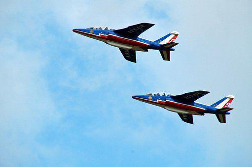 Plane, Aircraft, Flight, Show, Vliegtuigshow