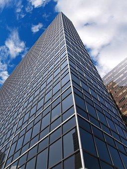 Skyscraper, Architecture, Glass Items, Office, Tallest