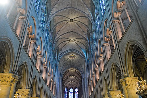 Cathedral, Architecture, Religion, Language Gothic