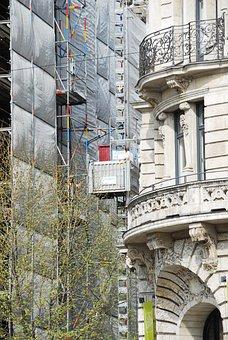 Architecture, Old, Travel, City, Munich, Rehabilitation