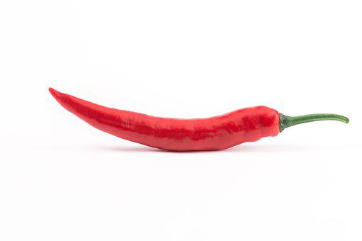 Chile, Cayenne Pepper, Food, Pepper