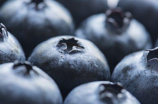 Fruit, Blueberry, Juicy, Food, Berry, Antioxidant