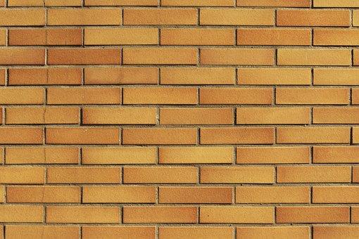 Facade, Clinker, Brick, Wall, Hauswand, Building