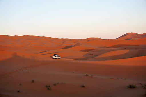 Desert, Landscape, No Person, Hill, Outdoors, Adventure