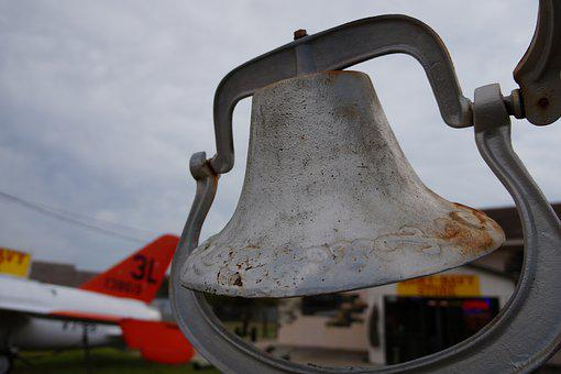 Bell, Old, Equipment, Outdoors