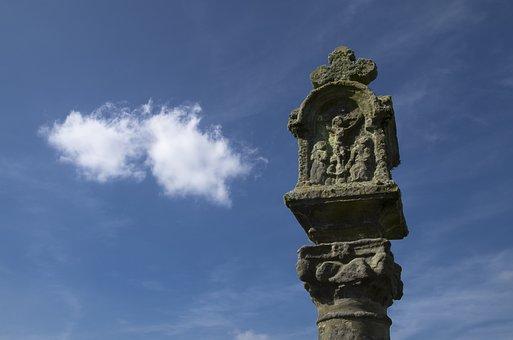 Sky, Way Of The Cross, Good Friday, Faith, Crucifixion