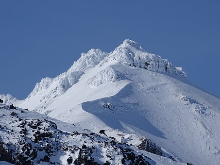 Mountains, Volcano, Top, Rocks, Stones, Height, Nipple