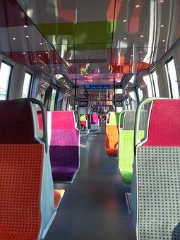 Internal, Chair, Modern, Travel, Bin, Transport