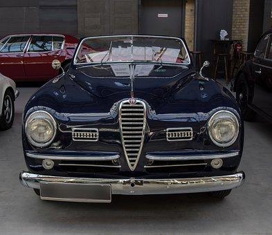 Auto, Alfa Romeo, Vehicle, Drive, Coupe, Classic
