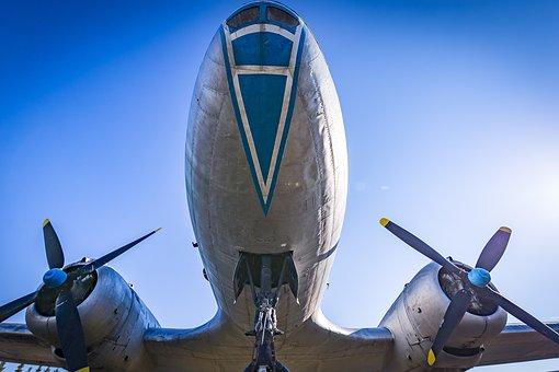Aircraft, Transport System, Jet, Airport, Flight, Fly