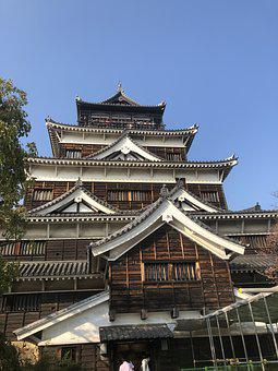 Temple, Tower, Roof, Journey, Building, Ancient