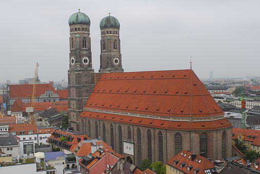 City, Architecture, Travel, Urban Landscape, Church