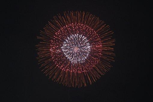 Fireworks, Festival, Explosion, Celebration, Light