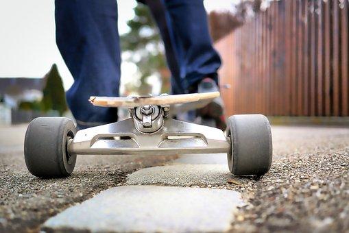 Skateboarding, Youth, Fun, Skateboard, Play, Child