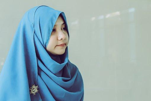 Girl, Indonesian, Staring, Islam, Model, Sunda