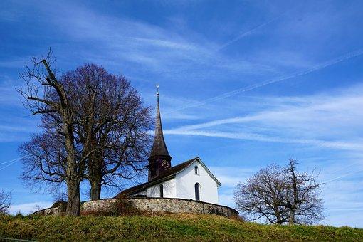 Sky, Tree, Landscape, Nature, Grass, Farm, Architecture