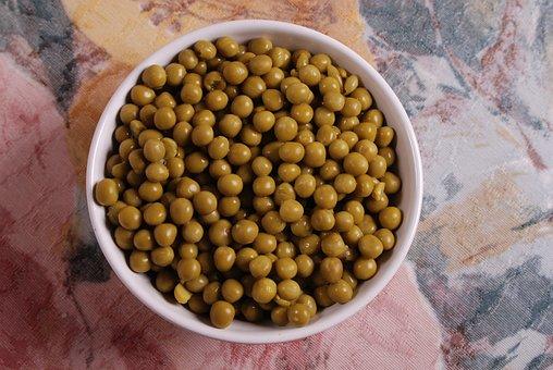 Eating, Pod, Peas