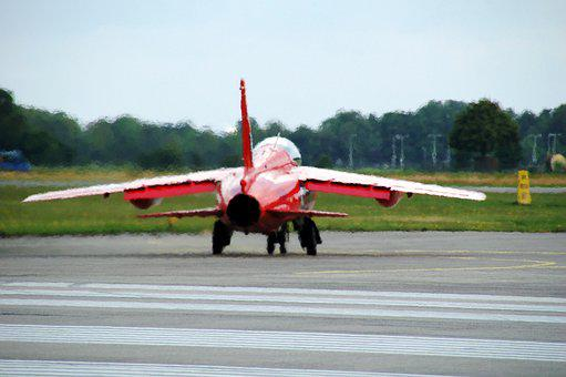 Plane, Aircraft, Transport, Fly, Vliegterrein, Heat
