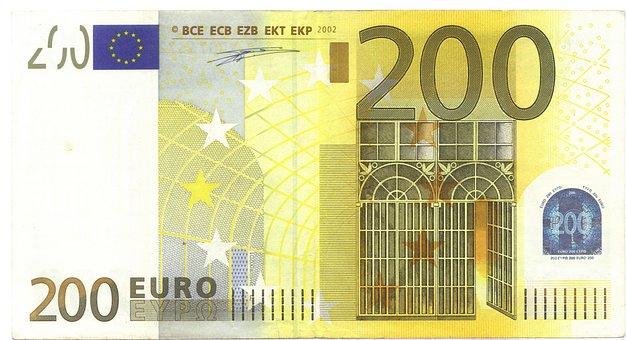Euro, Europe, Banknote, Money, Wealth, European Union