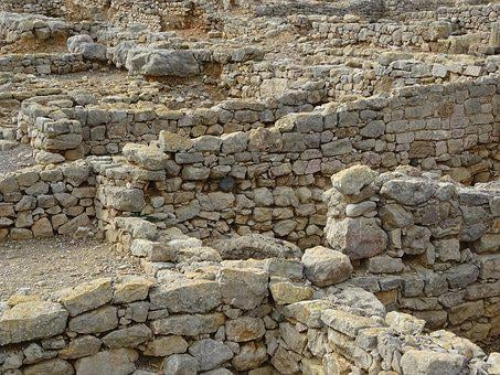 Stone, Wall, Travel, Old, Architecture, Archeology