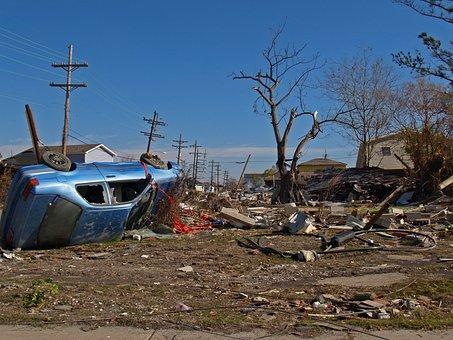 Calamity, Garbage, Demolition, Broken, Abandoned