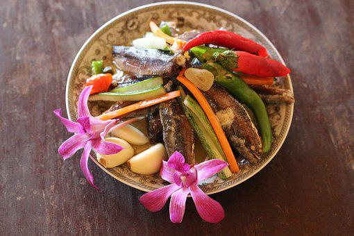 Food, Vegetable, Dish, Meal, Healthy, Cooking, Cuisine