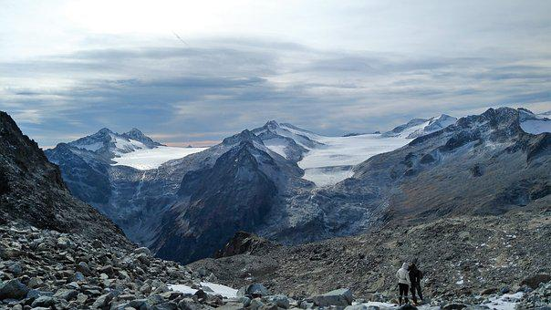 Glacier, Adamello, The Lobbie, The Madrone