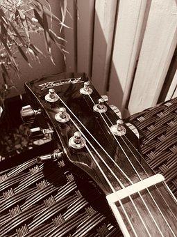 Instrument, Sound, Music, Stringed Instrument, Guitar