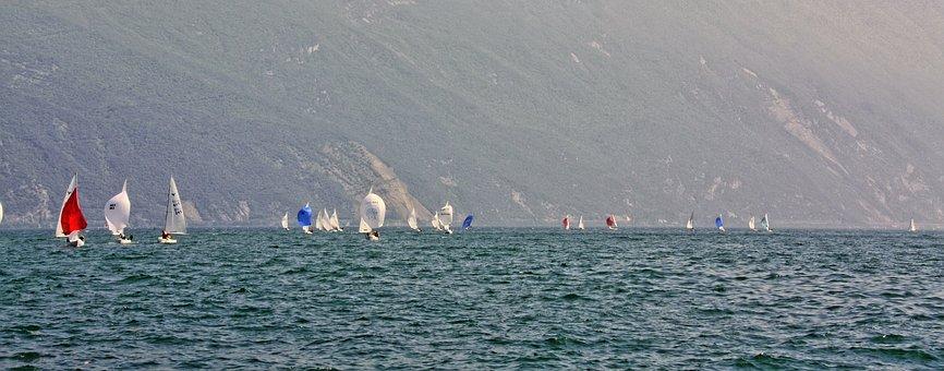 Waters, Sea, Boot, Ocean, Nature, Travel, Sail, Lake