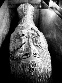 Sculpture, Statue, Art, Mummy, Old, Travel, Culture