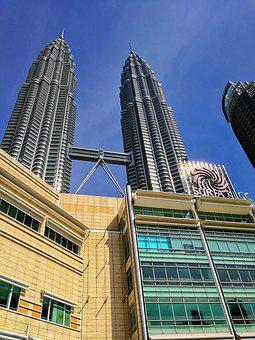 Architecture, Skyscraper, City, Modern, Office