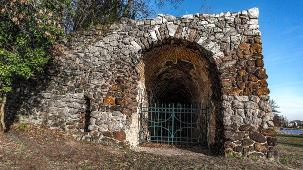 Old, Stone, Architecture, Antiquity, Crypt