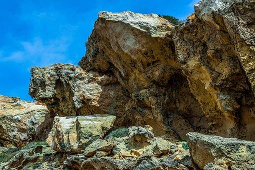 Nature, Rock, Landscape, Sky, Clouds, Cliff, Rocky