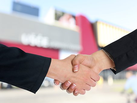 Handshake, Partnership, Cooperation, Agreement