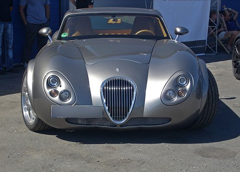 Auto, Wiesmann, Youngtimer, Sports Car, Coupe, Vehicle