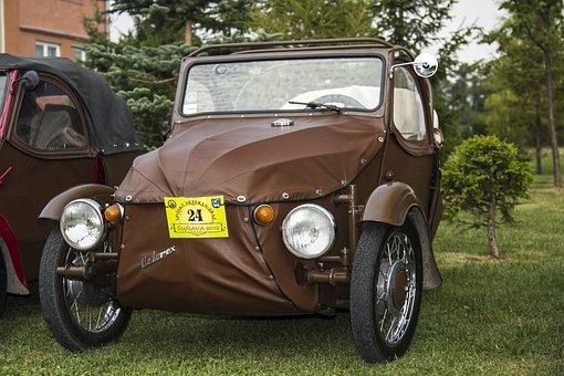 Historical Cars, Veteran, Car