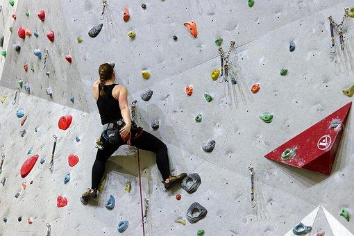 Rock Climbing Wall, Sport