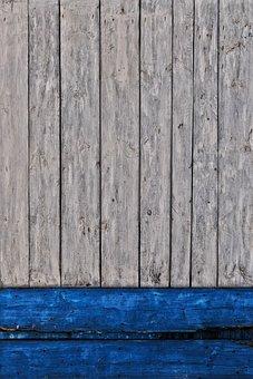 Wooden Door, Boards, Rustic, Old, Old Door, Weathered