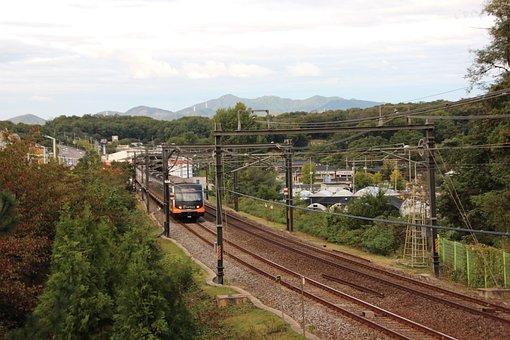 Travel, Nature, Train, Subway, Republic Of Korea