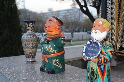 People, Traditional, Celebration, Figurines, Souvenirs