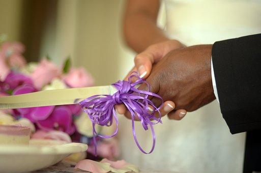 Closeup, Flower, Hand, Beautiful, Color, Flora, Wedding