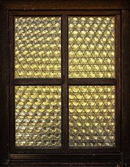 Window, Glass, Slug Glass, Structural Glass, Cast Glass