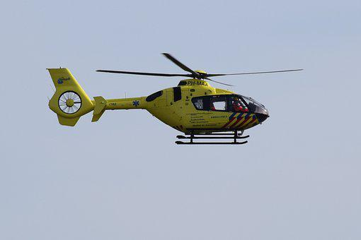 Helicopter, Aircraft, Fly, Ambulance, Trauma Helicopter