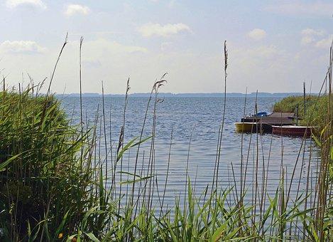 Rügen, Bodden, West Side, Booked, Investors