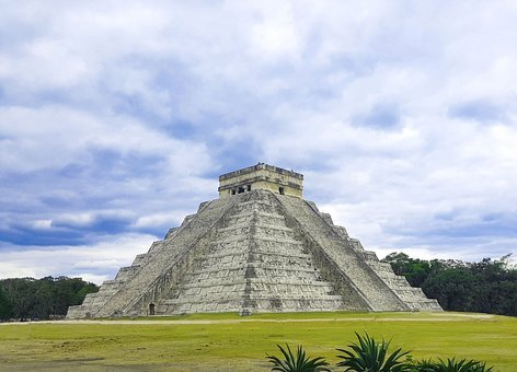 Pyramid, Travel, Architecture, Tourism, Old