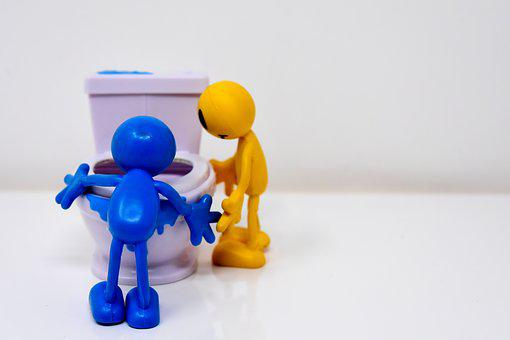 Loo, Toilet, Smiley, Puke, Toilet Hug, Funny, Drunk