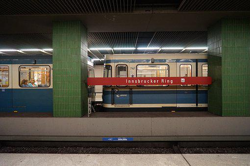 Train, Metro, Railway, Station, Railway Line