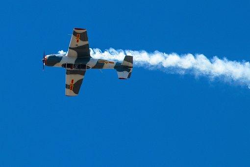 Airplane, Aircraft, Aviate, Air, Jet, Flight, Speed